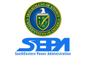 southeastern power administration logo